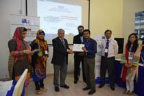 Awareness Seminar on ISO 9001-2015 Implementation and Processes Improvement for QA in HEIs on 15 May 2017 Campus