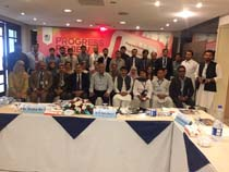 HEC Progress Review Meeting of QECs of Group V & VI on 6 and 7 Oct 2016