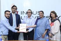 Institutional Performance Evaluation (IPE) Seminar by Indus University on October 4, 2017