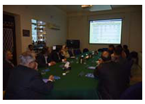 Review Visit to comply with PMs Directives for QA and Good Governance at HEIs on 2nd Feb, 2016