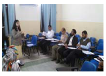 SAR PT Training MBA Program SZABIST KHI Campus-December 30-2014