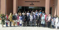 Six sigma in education at IoBM Campus