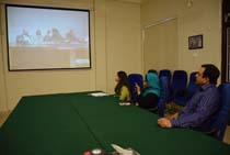 Training Session with Hyd Skype Campus